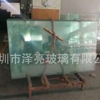 窄道钢化夹胶玻璃