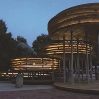 广场装置 装置艺术 休闲景观美陈 景观工厂