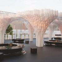 大型艺术装置 休闲景观美陈 商业美陈 现场布置道具