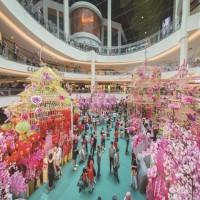 春节美陈 景观雕塑 舞台美陈搭建 场地布置摆件道具小品