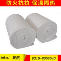 热处理专用保温棉、硅酸铝针刺纤维毯、耐高温、环保有