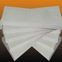 不燃憎水型硅酸铝保温板硬质复合贴箔贴面硅酸铝纤维防火板现货
