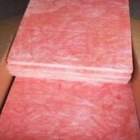 保温隔热铝箔复合玻璃棉板 W38贴面玻璃棉板