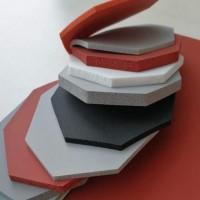 硅胶发泡板 低密度硅胶发泡保温板 耐高温减震硅胶板