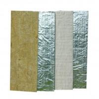 吸音憎水岩棉复合板 a级防火保温岩棉板 外墙专用岩棉板