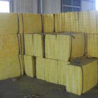 a级隔热保温防水防火岩棉条 农用高密度岩棉板条
