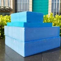 B2级隔热泡沫板 xps环保建筑挤塑板外墙隔热隔音保温材料