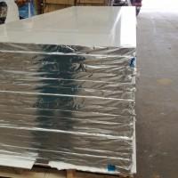 机制聚氨酯夹芯彩钢板 净化保温隔热板