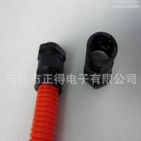 供应保护电线用DODE牌PE波纹软管接头,量大有优惠