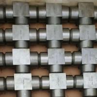 供应锻制三通 碳钢不锈钢合金钢电厂锻制对焊三通