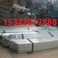 镀锌钢管销售厂家 大棚钢骨架定做生产