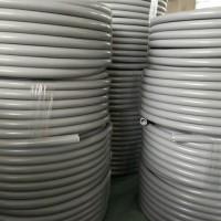 平包塑金属软管 带线嵌棉线抗拉力平包塑软管 防爆挠性连接软管