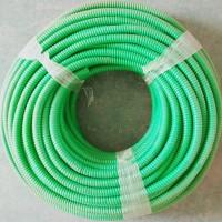 白色国标包塑金属软管阻燃电线电缆保护防水蛇皮管波纹穿线管套管