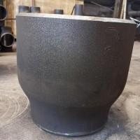 异径管国标碳钢89*76*4同心大小头大口径异径管