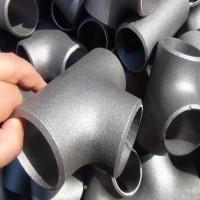 焊接三通 114*3焊接三通 国标耐高压质优价廉