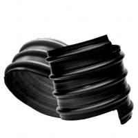 钢带增强聚乙烯PE螺旋波纹管 钢带管材厂家排污管