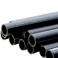 批发优质牵引管 9米长PE给水管DN315污水管材