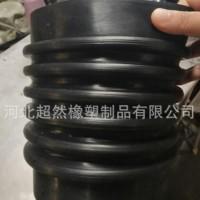 河北橡胶伸缩波纹管 橡胶伸缩保护套 橡胶排水伸缩管