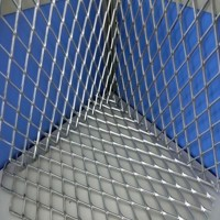 装潢铝网板价格 吊顶铝网板厂