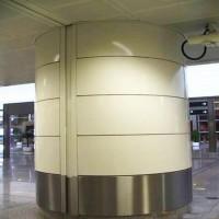 包柱铝单板装潢 氟碳铝单板装潢