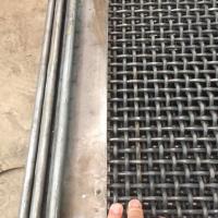 镀锌钢丝网 编织轧花网 筛网 高强锰钢振动筛网