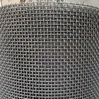 小轧花网 镀锌丝轧花网 食品机械网 铁丝烧烤网