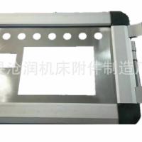 数控机床臂悬臂吊臂操作箱 触摸屏铝合金控制机箱