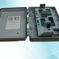 ftth光分路器箱定制室外防水16芯光分路器箱