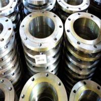 碳钢国标带颈平焊对焊法兰可定制锻造软接头法兰套扣法兰