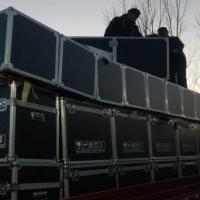 航模包装箱航空箱铝合金工具箱箱包铝箱手提箱精密仪器