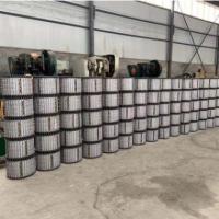 排屑机链板 不锈钢输送链板 机床排屑机链板