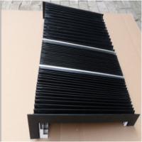 导轨式风琴防护罩 耐高温风琴式防护罩