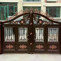 铝合金护栏 别墅铝艺阳台护栏