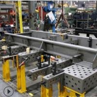 多功能定位加工装配平台 机器人工作台