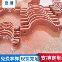 铝管卡管夹 圆钢金属管夹 油管双管卡 镀锌pvc管夹可定制