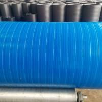 厂家直销广东广西HDPE三层壁复合增强管 规格齐全
