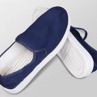 防静电中巾鞋 PVC防静电鞋