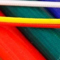 供应硅树脂玻纤套管,玻璃纤维套管,耐油玻纤套管,电机玻纤管