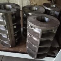 厂家供应 多型号夹壳联轴器 JQ型夹壳联轴器 质量放心
