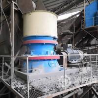 河南平顶山时产350吨玄武岩生产线