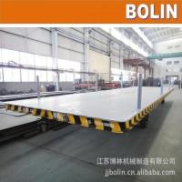 专业生产大型运输用平板拖车