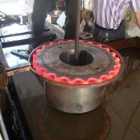 链轮淬火设备